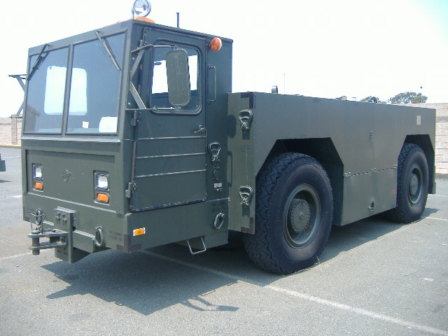 Used and Refurbished Military Ground Support Equipment | Planet GSE